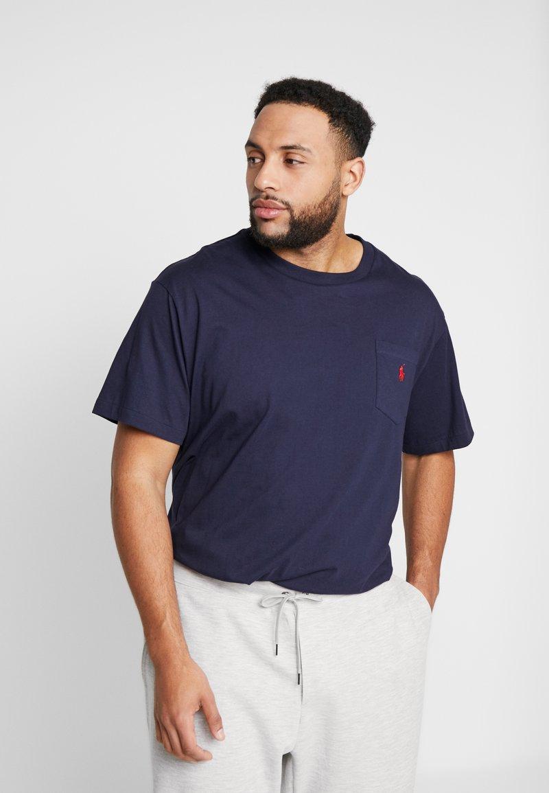 Polo Ralph Lauren Big & Tall - CLASSIC - Basic T-shirt - ink