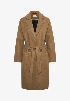 Classic coat - woodsmoke