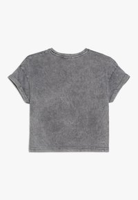 New Look 915 Generation - THANK U NEXT SLOGAN TEE  - Print T-shirt - dark grey - 1