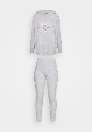 BIG HUG - Pyjamas - grey