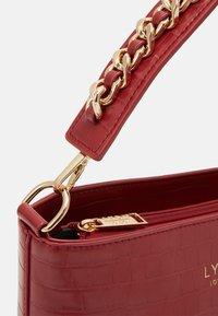 LYDC London - Handbag - dark red - 4