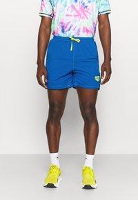 Hi-Tec - HAHN SHORTS - Sports shorts - blue - 0