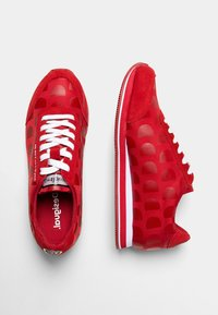 Desigual - Zapatillas - red - 2