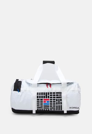 BASE CAMP DUFFEL IC - Sports bag - white/black