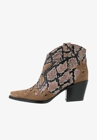 Jeffrey Campbell - TOONEY - Ankle boots - tan - 1