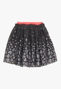 Billieblush - A-snit nederdel/ A-formede nederdele - dunkel grau - 0
