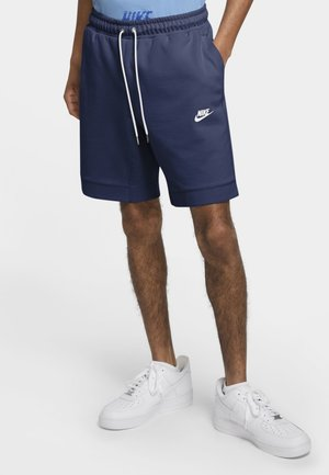MODERN - Shorts - midnight navy/ice silver/white/white