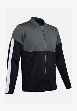 Training jacket - pitch gray