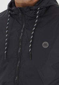 Blend - OUTERWEAR - Summer jacket - black - 3
