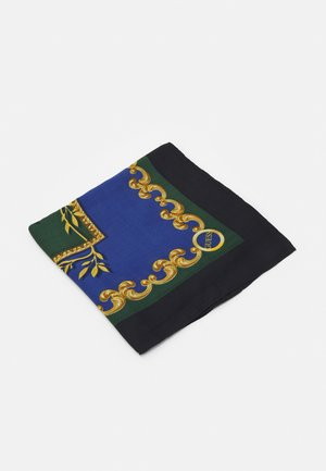 PRINTED KEFIAH - Foulard - blue/green