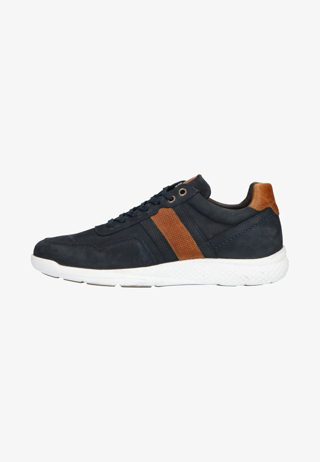 mit kurzem Schaft - Sneakers laag - blue