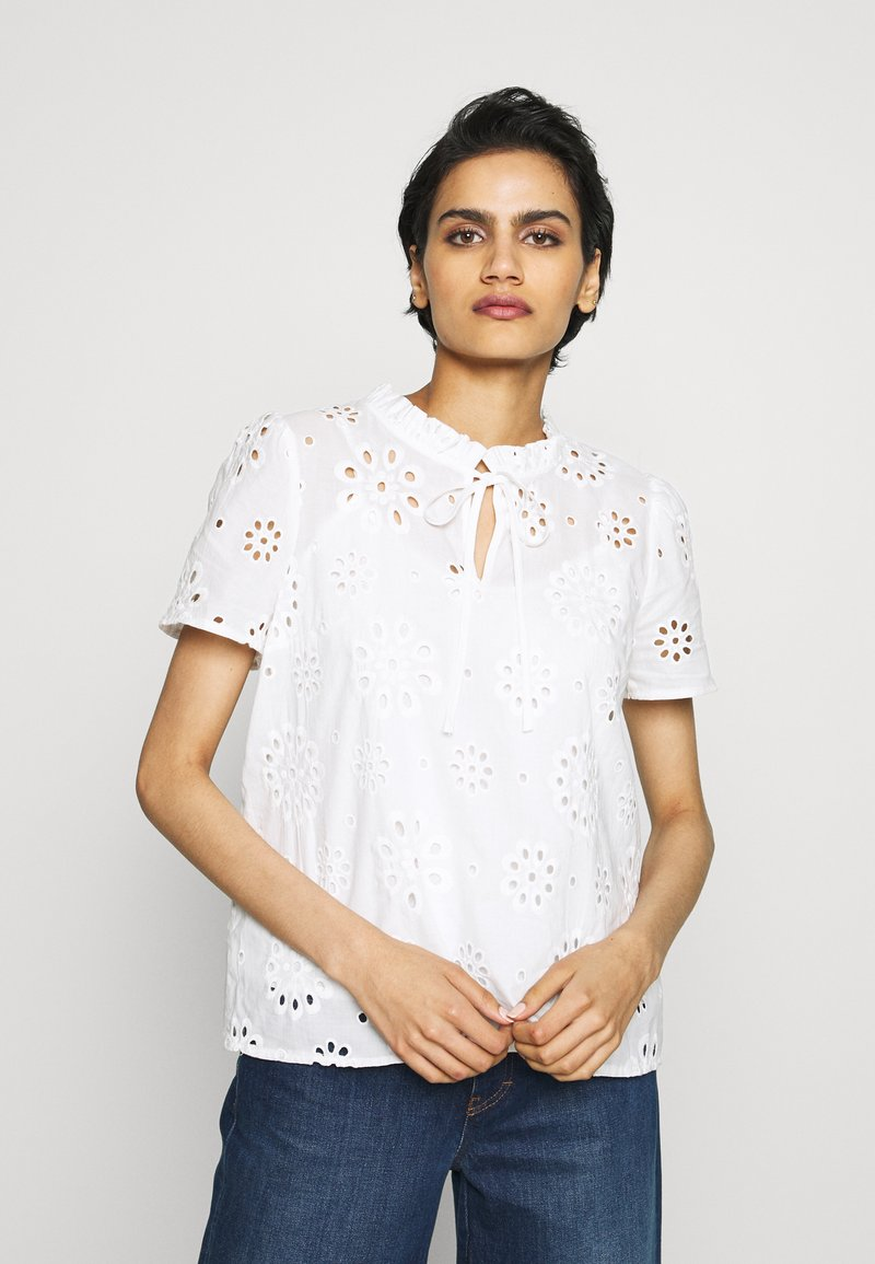 TWINSET - Blouse - offwhite