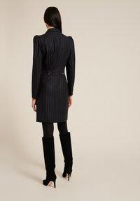 Luisa Spagnoli - GIORDY - Shift dress - var nero/lilla - 2