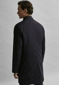 Massimo Dutti - Manteau classique - blue-black denim - 2