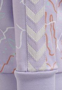 Hummel - Bomberjakke - pastel lilac - 4