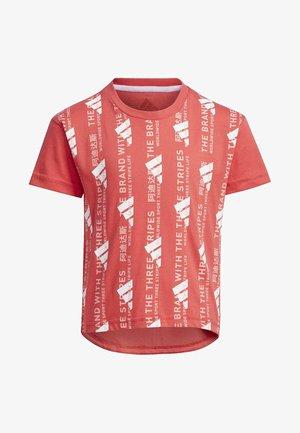 T-SHIRT - T-shirts print - pink