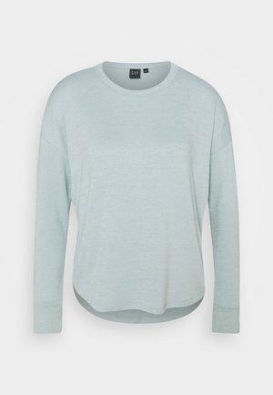 Sweter - blue fair