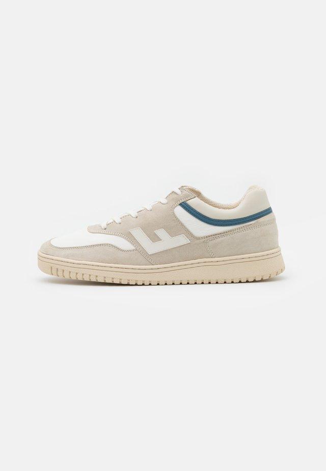RETRO 90'S UNISEX - Sneakers - beige/white