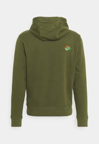 Nike Sportswear - Hoodie - rough green - 1
