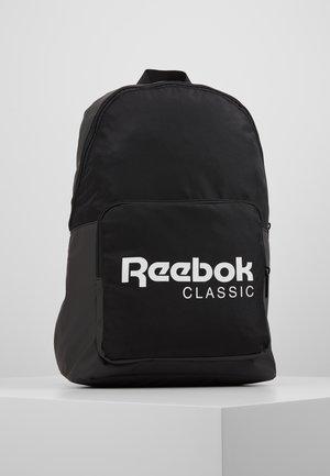 CORE BACKPACK - Reppu - black