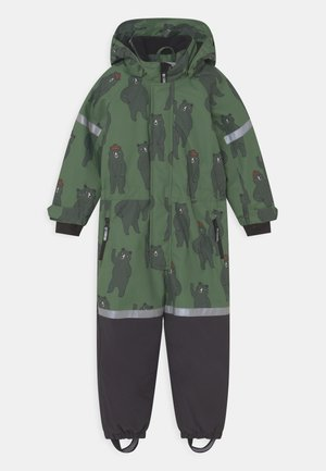 MINI OVERALL FIX PERMIUM QUALITY UNISEX - Snowsuit - dusty green