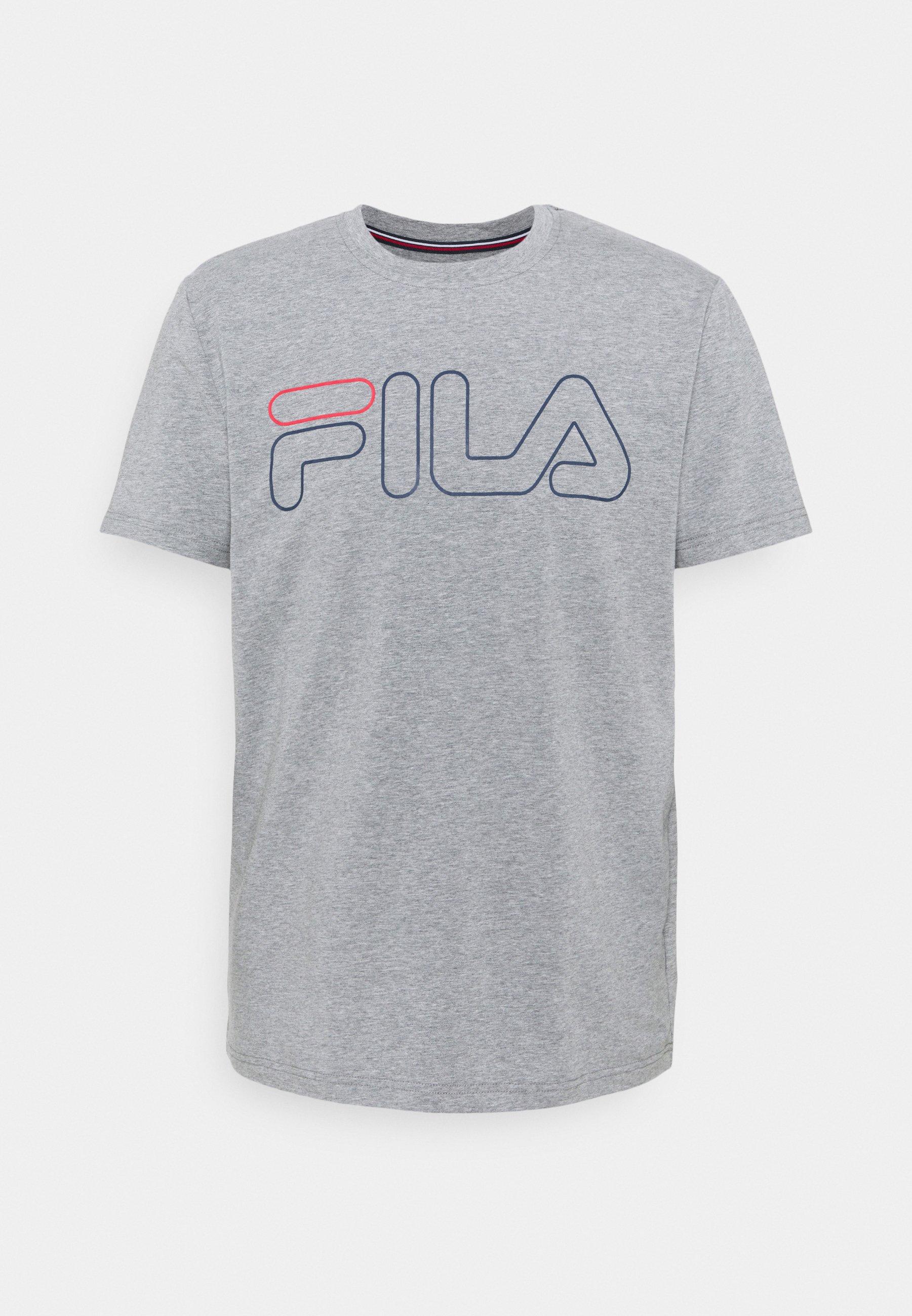 Men RICKI - Print T-shirt