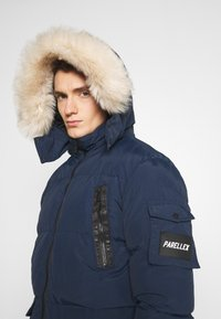PARELLEX - REVOLT LONG BUBBLE JACKET - Winter coat - navy - 6