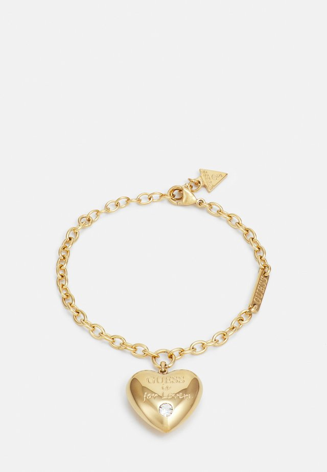 FOR LOVERS - Bracciale - gold-coloured