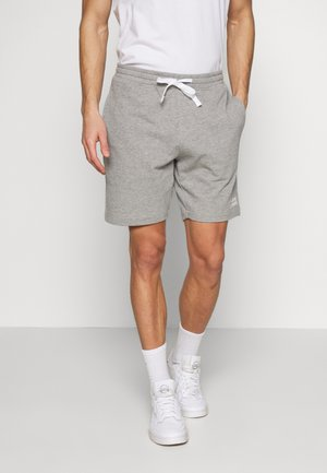 SLHTOON  - Tracksuit bottoms - light grey