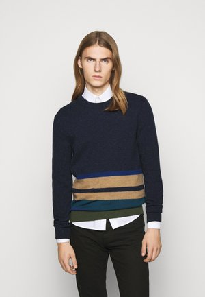 MENS CREW NECK - Maglione - dark blue