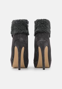 Even&Odd - LEATHER - Winter boots - grey - 3