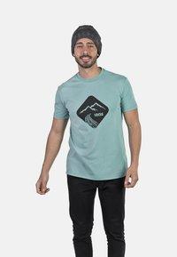 IZAS - T-shirt imprimé - wasabi - 0
