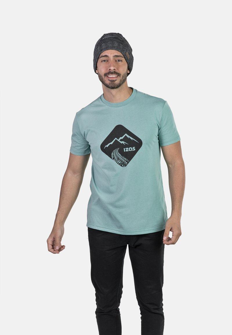 IZAS - T-shirt imprimé - wasabi