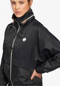 khujo - NABILA - Light jacket - black - 4