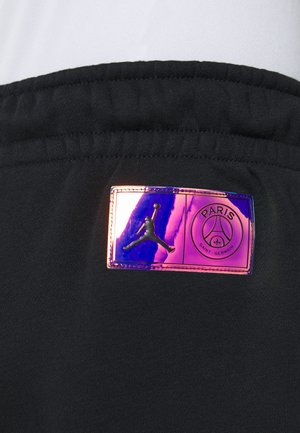 PARIS ST GERMAIN PANT - Tracksuit bottoms - black/psychic purple