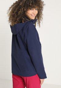 Mammut - Waterproof jacket - peacoat - 2