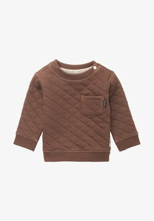RIZHAO - Sweater - cacoa brown