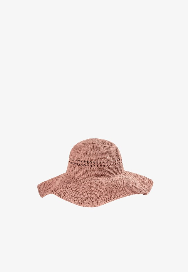 Chapeau - light pink