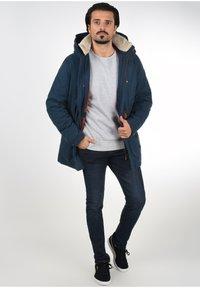 Blend - NETLEY - Winter coat - dress blues - 1