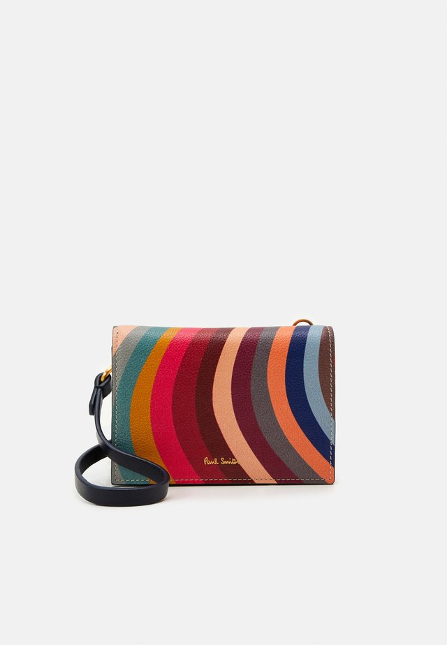 WOMEN PURSE ON STRAP - Wallet - multi-coloured