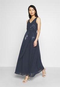 Esprit Collection - Vestido de fiesta - navy - 1