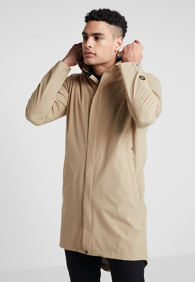 RAIN COAT - Parkaer - deep birch