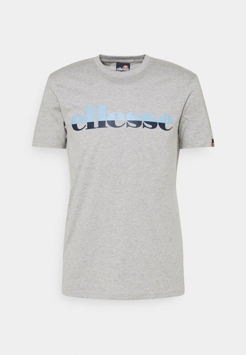 Ellesse - FILIP - T-shirt z nadrukiem - grey
