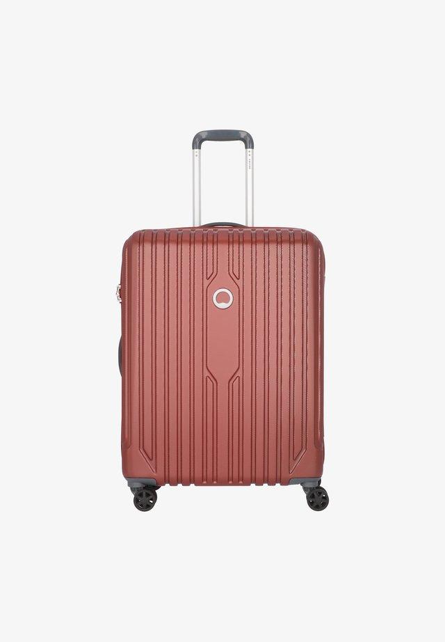 MASERU 4-ROLLEN TROLLEY 66 CM - Wheeled suitcase - rot