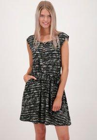 alife & kickin - SCARLETTAK - Jersey dress - steal - 0