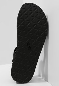 Teva - ORIGINAL UNIVERSAL URBAN - Walking sandals - black - 4