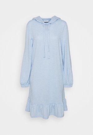 FQLIVANA - Jumper dress - light blue