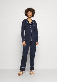 Marks & Spencer London - Pyjamas - navy mix - 0