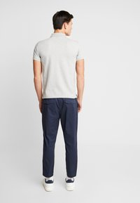 Solid - TRUC CROPPED - Trousers - dark blue - 2