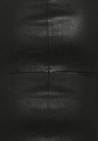 By Malene Birger - FLORIDIA - Leather skirt - black - 6